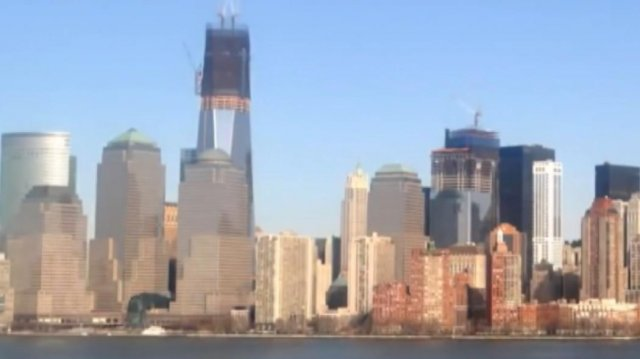 Felépült a One World Trade Center: Exluzív riport Amerikából!