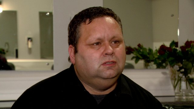 Portré - Paul Potts